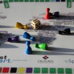 startspiel, das social media brettspiel